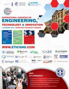 کنگره بین المللی مهندسی، فناوری و نوآوری