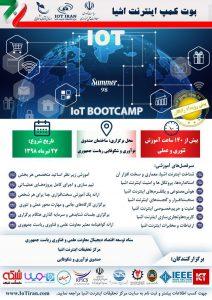جامع ترین دوره آموزش تخصصی و عملی اینترنت اشیا