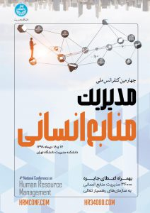 چهارمین کنفرانس ملی مدیریت منابع انسانی